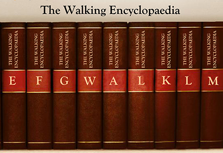 The Walking Encyclopaedia walkingencyclopaedmain